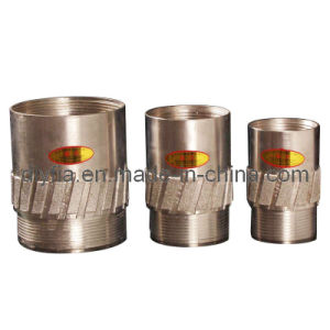 New Type Single Pipe Diamond Reaming Shell