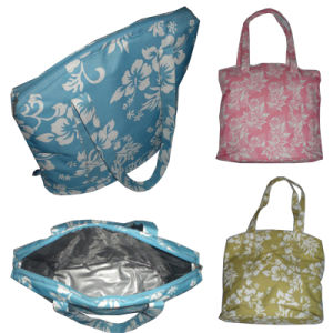 Fancy Insulated Lunch Cooler Shopping Bag pictures & photos