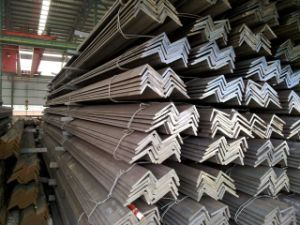 Hot Rolled Equal Angle Steel, Steel Angle Bar pictures & photos