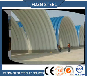 Construction Material Arch Roofing PPGL pictures & photos