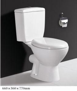 P-Trap Toilet (PO2224)