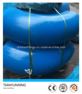 Butt Weld Seamless Wp9 Alloy Steel Pipe Elbow pictures & photos