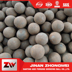 Mining Mill Hardness Grinding Steel Balls pictures & photos