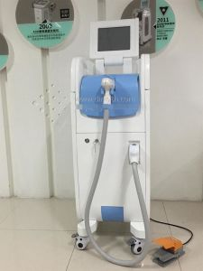 2017 New Design Vertical 808 Diode Laser Hair Removal Machine pictures & photos