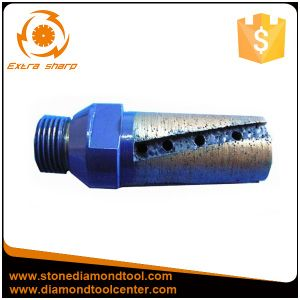 "Diamond Tool 5/8""-11 & M14 Stone Core Drill Bits pictures & photos"