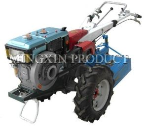 8-10HP Diesel Engine Walking Hand Tractor (MX-81-2) pictures & photos