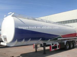 3axle 45cbm Fuel Tank Trailer pictures & photos