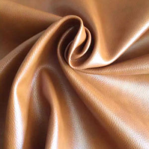 Synthetic PU PVC Leather Sofa Material