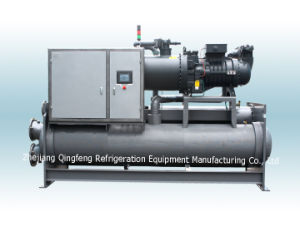 Direct Cooling Flooded Screw Compressor Chiller (QBK-xxSM/R) pictures & photos