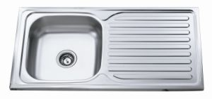 Stainless Steel Sink (D10050A)