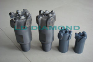 PDC Drill Bits (flat profile, matrix body)