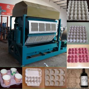 2013 Good Quality Pulp Egg Tray Making Machine