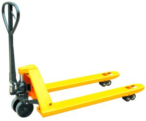 5ton Heavy Hand Pallet Jack Truck Hand Trollery pictures & photos