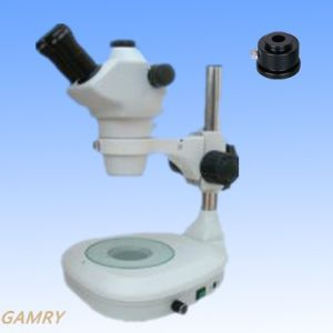 High Quality Stereo Zoom Microscope (JYC0850-TCT) pictures & photos