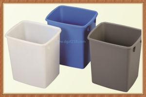 Brazil Customized PP Garbage Bin for Hotel Manufacturer pictures & photos