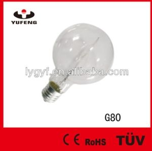 Eco G80 Halogen Bulb with CE / RoHS /TUV /GOST Approved pictures & photos