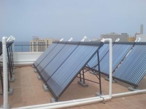 Solar Energy Water Heating (HCA-58)