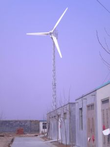 Intelligent 20kw on/ off-Grid Wind Generator System with CE (MSFD-20000)