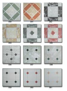 "Self Adhesive Vinyl Floor Tiles 6""*36""*1.5mm pictures & photos"