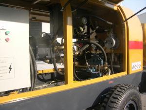 Concrete Pumps (HBTS50-13-92R)