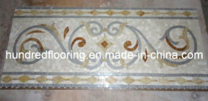 Stone Marble Mosaic Borders (STP94) pictures & photos