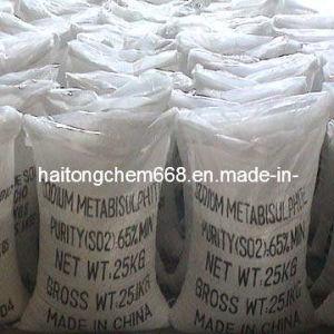 Sodium Metabisulfite (food grade) pictures & photos