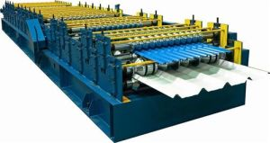 Double Layer Roll Forming Machine (ZYYX26-200-1000 )