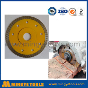 Power Tools Use Diamond Blade for Tile and Ceramic Cutting pictures & photos
