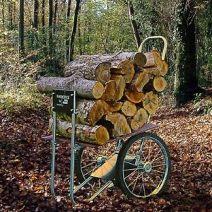 Super Chuck Firewood Cart pictures & photos