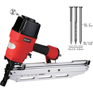 21° Round Head Framing Nailer (8-11 Gauge) (9021A) pictures & photos