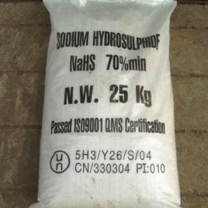 Good Quality Sodium Hydrosulphide (falkes / solid)