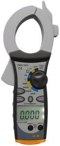 Digital AC/DC Clamp Meter (HP-850D)