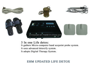 Ion Cleanse 3 in One Life Detox pictures & photos
