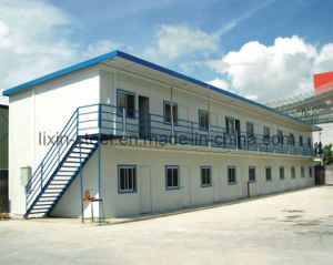 Flat Roof Movable House as Office Building pictures & photos