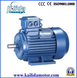 Three Phase 5.5kw Electric Motor pictures & photos