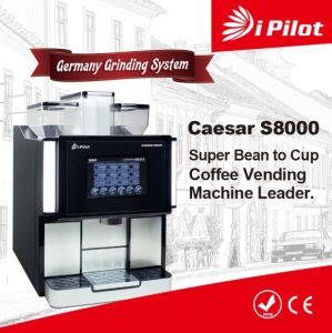 Automatic Super Bean to Cup Coffee Vending Machine pictures & photos