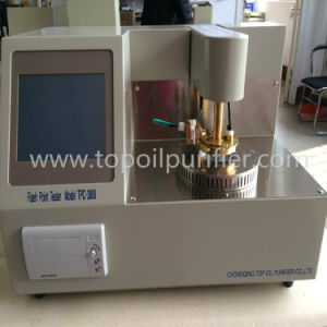ASTM D93 Easy Operation Automatic Closed Cup Flash Point Tester pictures & photos