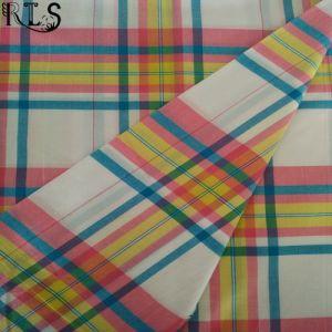 100% Cotton Poplin Yarn Dyed Fabric Rlsc50-9 pictures & photos