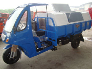 Sanitray & Cleaner Cargo Tricycle pictures & photos