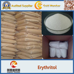 Food Additives Sweetener 50-100 Mesh Erythritol pictures & photos