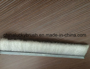 Wooden Handle Nylon Strip Cleaning Brush (YY-607) pictures & photos