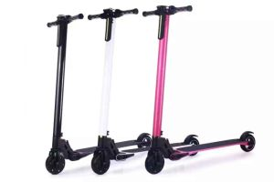 2016 The Lightest Electric Scooters
