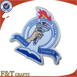 Decorative Cheap Custom Soccer Jersey School Lapel Badge (FTBG1057H) pictures & photos