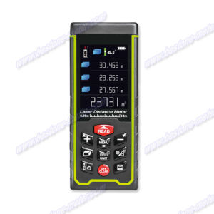 Color Screen Laser Distance Meter, with Angle Measuring, Rangefinder with 50m, 70m, 100m Be-S50, 70, 100 pictures & photos