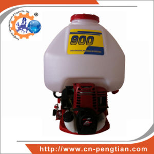 Agricultural Machinery Power Backpack Sprayer 900 with Tu26 Gasoline Engine pictures & photos