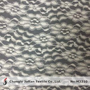 Textile Wholesale Lace Fabric in Rolls (M3210) pictures & photos