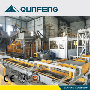 Biggest Block Making Machine From China (fully automatic line) pictures & photos