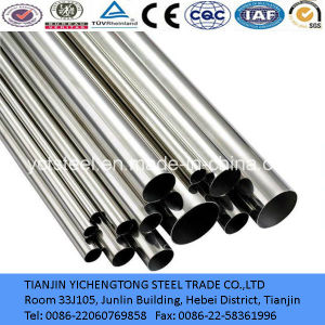 316 Stainless Steel Welded Pipe pictures & photos