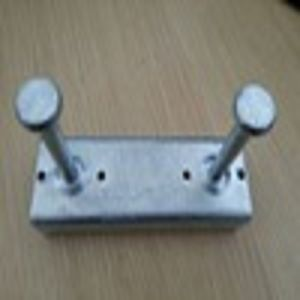 Building Material Cold Rolled Connection Anchor Channel (cast-in channels) pictures & photos