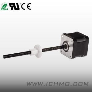 Linear Hybrid Stepper Motor Hl423 with Lead Screw pictures & photos